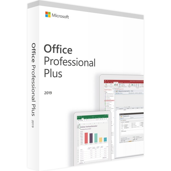 Microsoft Office 2019 Professional Plus | für Windows