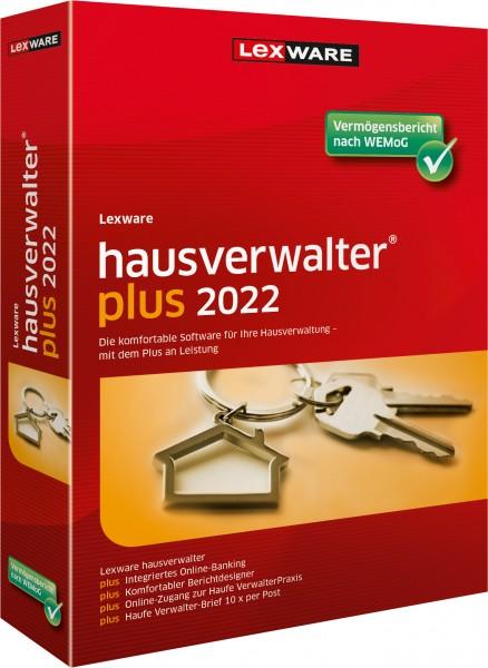 Lexware Hausverwalter Plus 2022 | für Windows