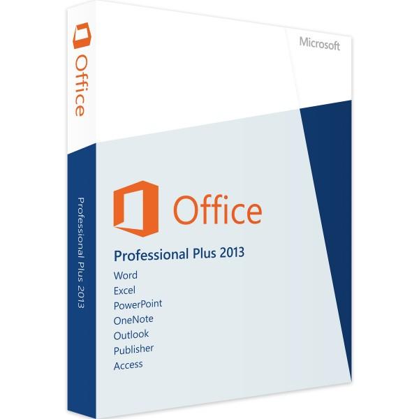 Microsoft Office 2013 Professional Plus | für Windows
