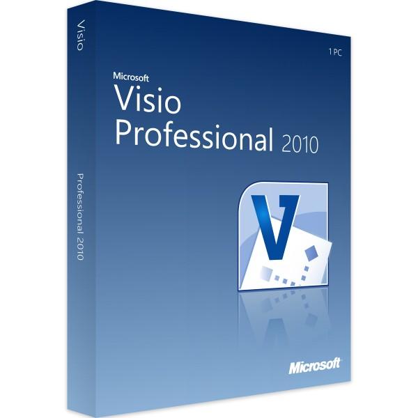 Microsoft Visio 2010 Professional | für Windows