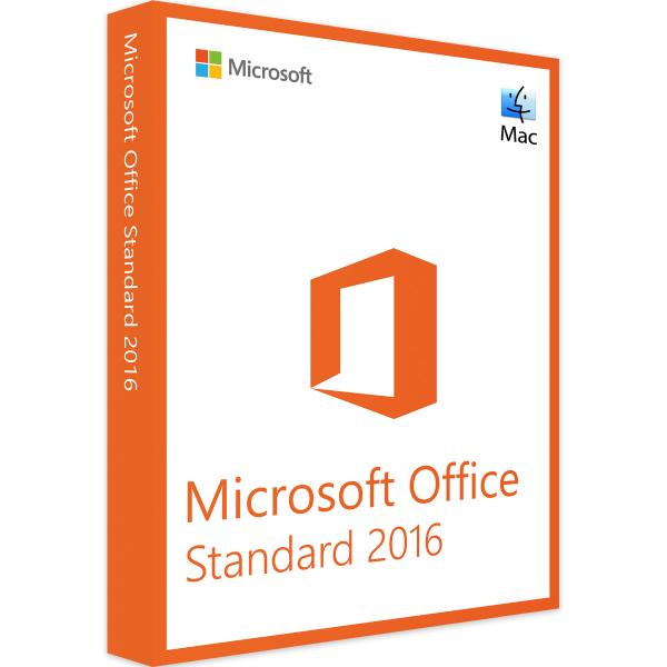 Microsoft Office 2016 Standard | für Mac