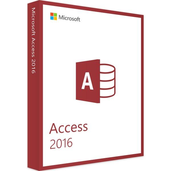 Microsoft Access 2016 | für Windows