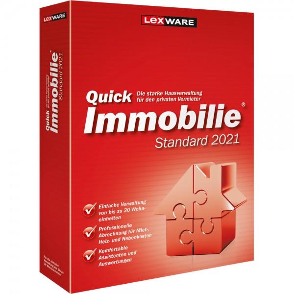 Lexware QuickImmobillie Standard 2022 | für Windows