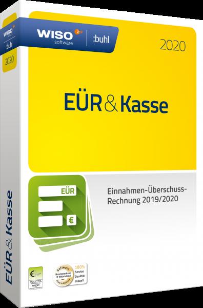 WISO EÜR + Kasse 2020 | für Windows