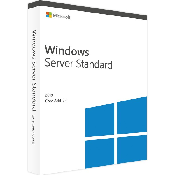 Microsoft Windows Server 2019 Standard Add-on