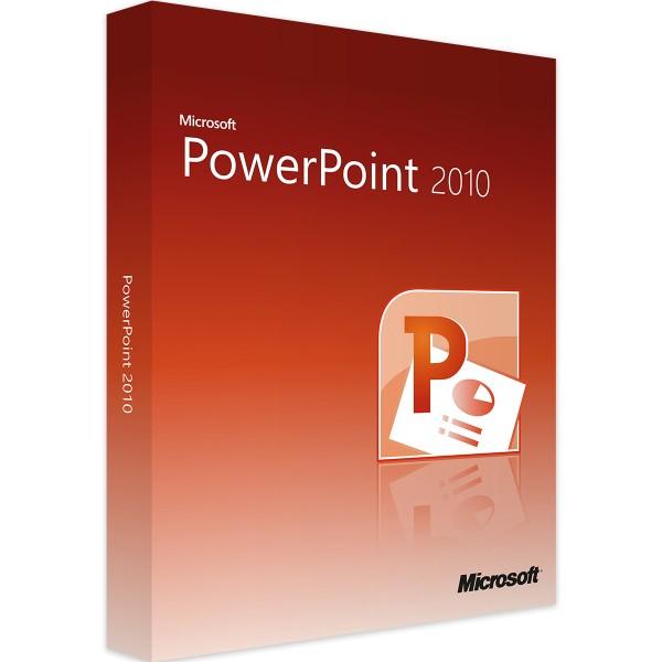 Microsoft PowerPoint 2010   für Windows