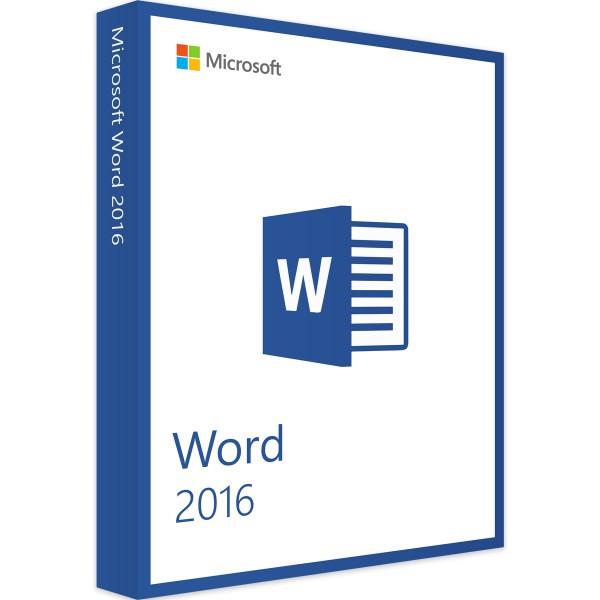 Microsoft Word 2016 | für Windows