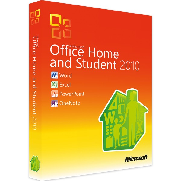 Microsoft Office 2010 Home and Student | für Windows