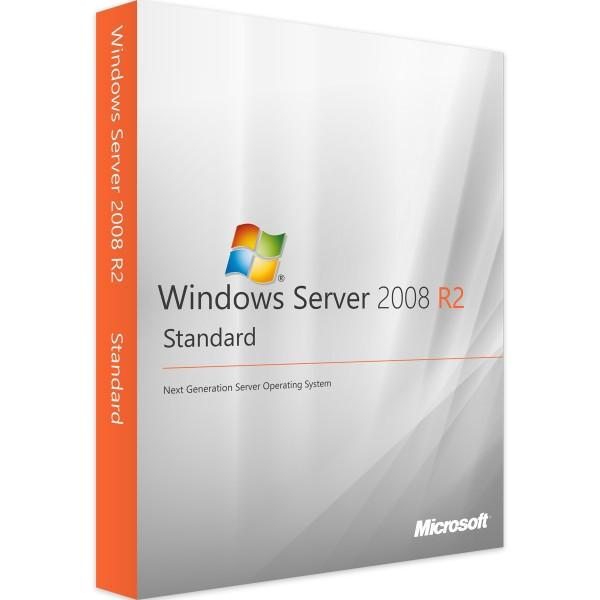 Windows Server 2008 R2 Standard