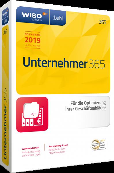 WISO Unternehmer 365 | für Windows