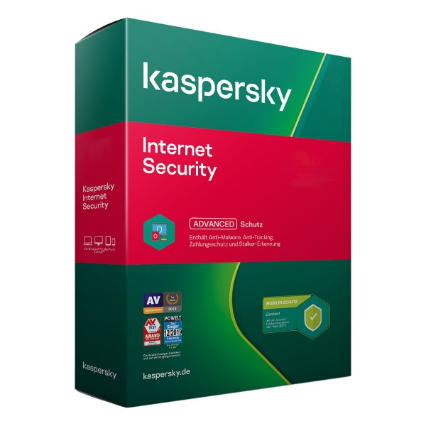 Kaspersky Internet Security 2021 (2020)