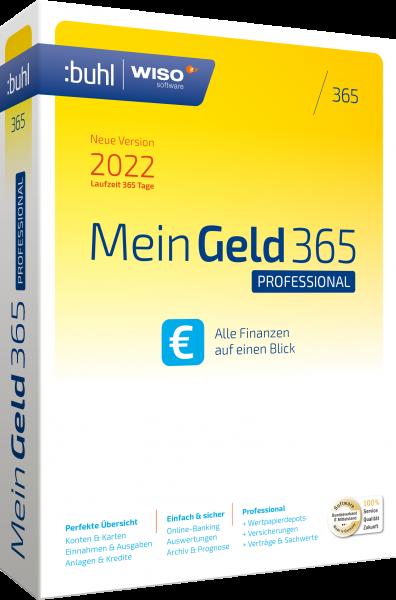 WISO Mein Geld 2022 Professional | für Windows