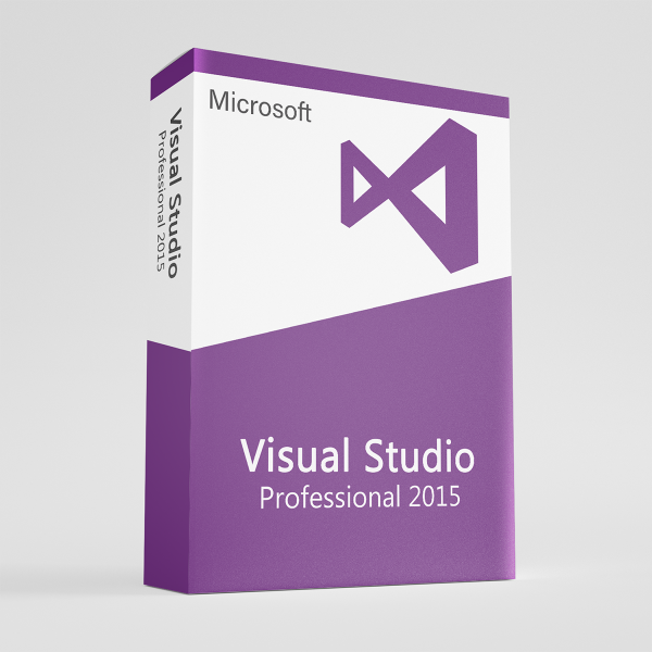 Microsoft Visual Studio 2015 Professional inkl.Update 3