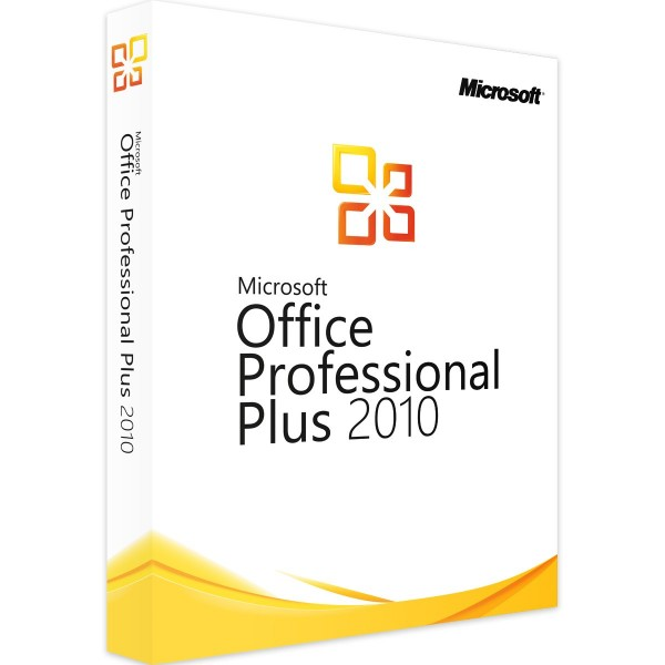 Microsoft Office 2010 Professional Plus | für Windows