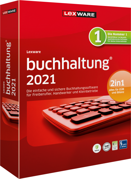 Lexware Buchhaltung 2021   365 Tage