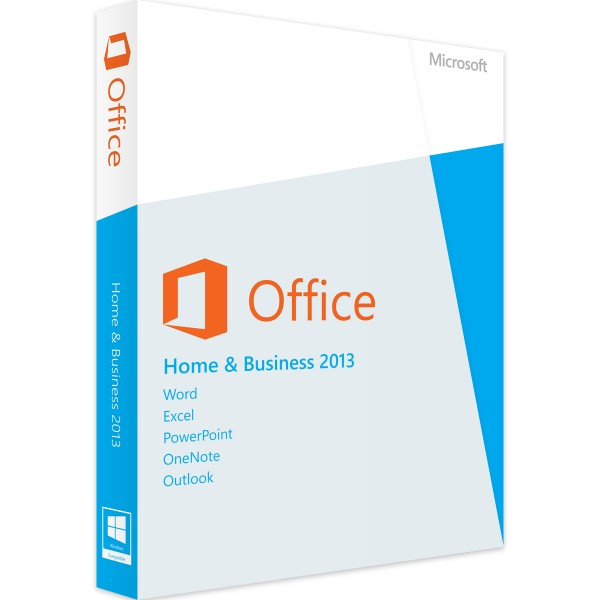 Microsoft Office 2013 Home and Business | für Windows