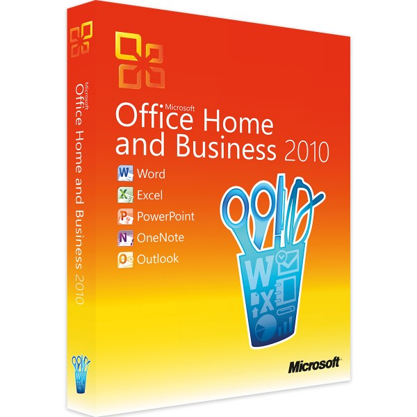 Microsoft Office 2010 Home and Business | für Windows