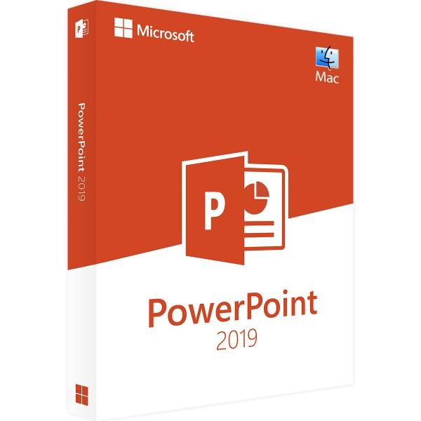 Microsoft PowerPoint 2019 | für Mac