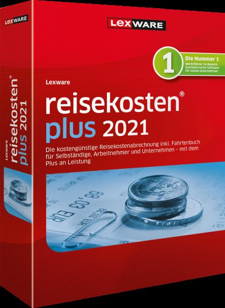 Lexware Reisekosten Plus 2021   für Windows