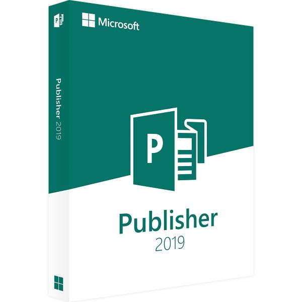Microsoft Publisher 2019 | für Windows