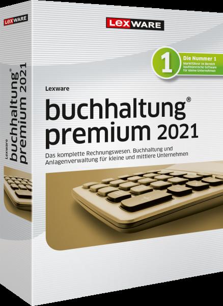 Lexware Buchhaltung Premium 2021   365 Tage