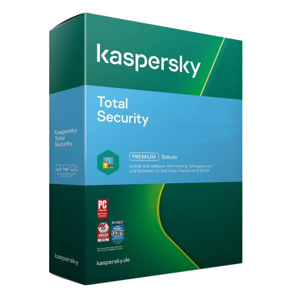 Kaspersky Total Security 2021 (2020)