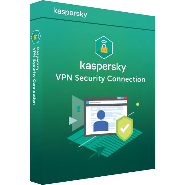Kaspersky Secure Connection VPN 2021   5 Geräte