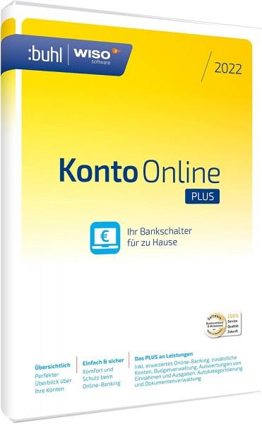 WISO Konto Online Plus 2022