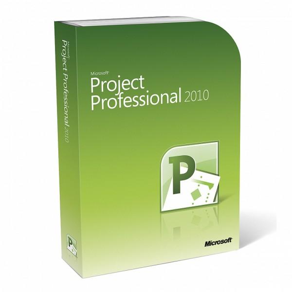 Microsoft Project 2010 Professional | für Windows