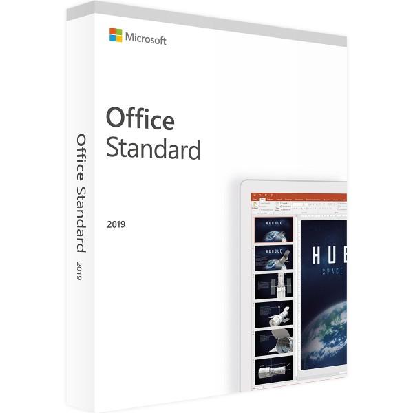 Microsoft Office 2019 Standard | für Windows