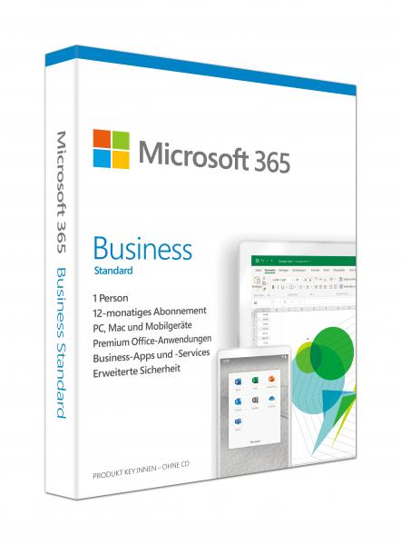 Microsoft Office 365 Business Standard Windows / Mac