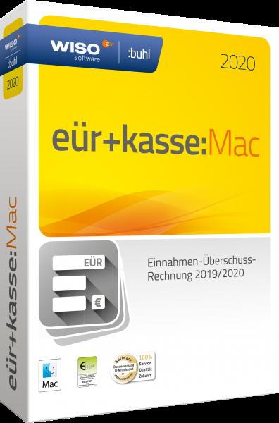 WISO EÜR + Kasse 2020 | für Mac