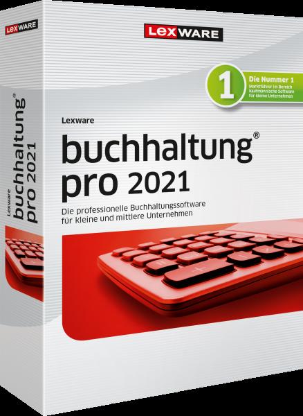 Lexware Buchhaltung Pro 2021 | 365 Tage