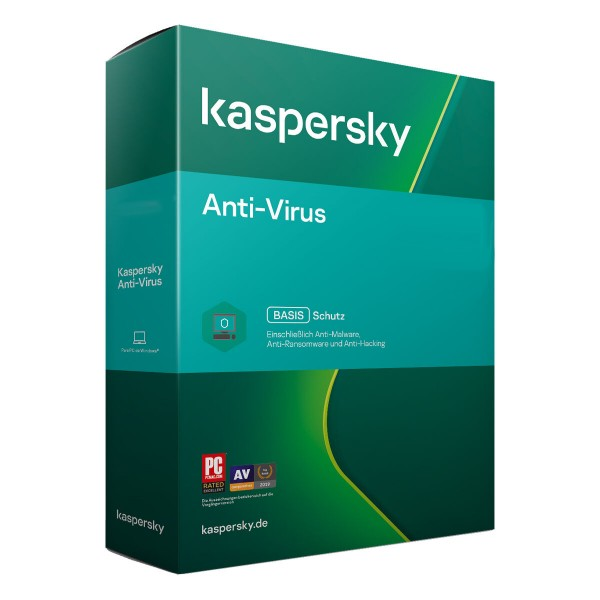 Kaspersky Anti-Virus 2021 (2020)